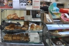 Redroaster does lunch, with a range of pastries to tide you over...