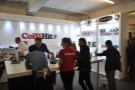 The Coffee Hit Stand at the London Coffee Festival. Actually quite quiet for once!