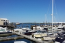 What could be said to be the start of my journey. The Atlantic Ocean at Portland, Maine.