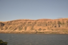 The landscape on the far (southern/Oregon) side was amazing, dominated by eroded...