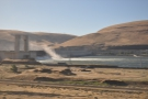 The Dalles Dam, which, as well as making the once impassable Columbia River navigable...