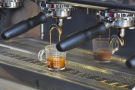 I might have mentioned this before, but I do enjoy watching espresso extract.