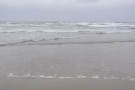 Ahead of me, of course, was the Pacific Ocean...