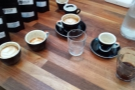 Before I go, this is a selection of the ludicrous amount of coffee they made me drink!