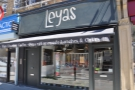 Leyas, on Camden High Street.