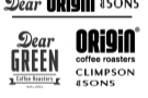 One of the most innovative uses of the True Artisan Cafe was Dear Origin & Sons... Three roasters, Glasgow's Dear Green, Cornwall's Origin and London's Climpson & Sons, got together to produce a blend. Each roasted one component, then they all produced their own blends from the three components, using whatever ratio they liked.