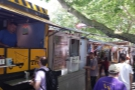 First stop, Portland's street food pods. Not sure what's so special about them, though...