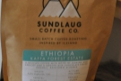 I wanted to try the filter too, so went for the Sundlaug Ethiopian.