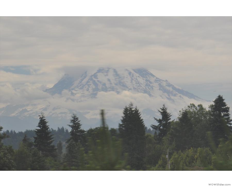 Such a beautiful mountain!