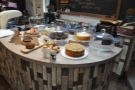 So much cake...