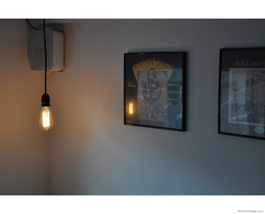 Nice light bulb.