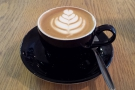 I started my day with a lovely flat white.