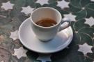 An excellent espresso, short & strong.