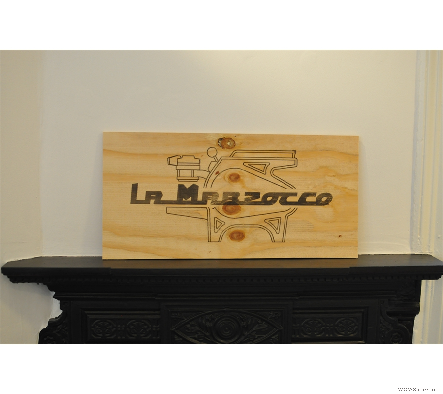 While Didn't You Do Well is rightly proud of its Slayer, Mat and FCP fly the La Marzocco flag with equal pride!