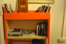 The third one is above the bookcase in the corner. Ask Mat if you want to know more!