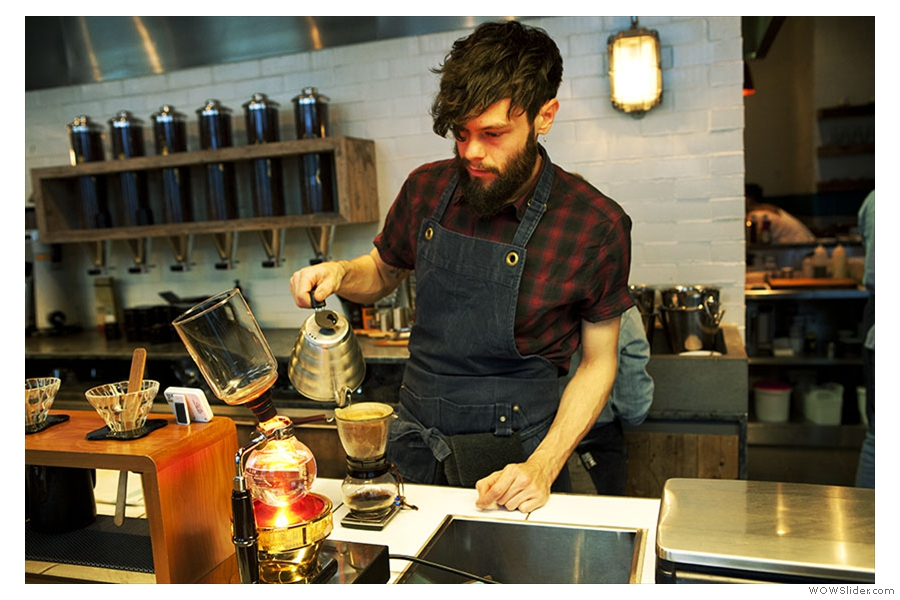Some of the Exhibitors Who Will Be At The London Coffee Festival: Ozone Coffee Roasters