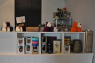 If you're wondering about the coffee, Stag Espresso sneakily displays its credentials.
