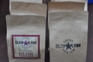 The Red Stag Espresso, Glen Lyon's house-espresso blend, plus a mystery guest...