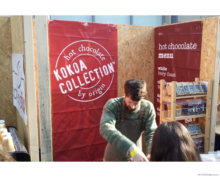 Paul, who runs Kokoa Collection, has changed a lot since I last saw him...
