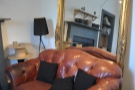 Another view of the sofa before we go.