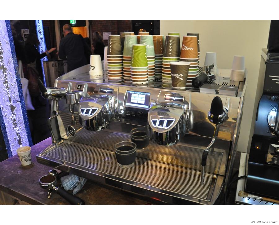 black eagle coffee machine price
