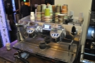 The Black Eagle is a very impressive, high-tech espresso machine.
