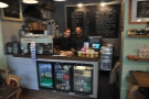 Despite its small size, Jika Jika packs a lot in behind its counter, including some happy staff.