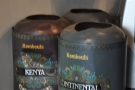 Nice tins too. Fortunately, the coffee's from Cornwall's Origin and not this lot...