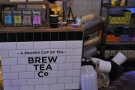 There was also tea. Brew Tea Co specifically. Who I also meant to visit. And failed.
