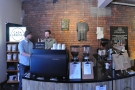 The Unione was joined on the espresso machine by an Ethiopian single-origin...