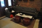 Another view of the sofa at the back...
