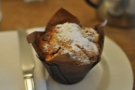 The muffin was good, but not Foxcroft & Ginger good!
