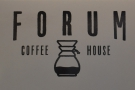 Bath's Forum Coffee House, just a short walk from the station.