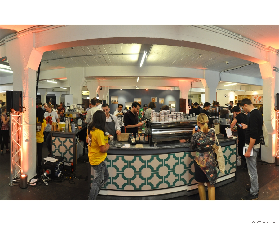 As ever, my London Coffee Festival write-ups proved very popular.
