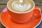 Upshot Espresso, where I had a Kochere single-origin from Bath's Round Hill Roastery.