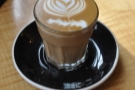 Greenstreet Coffee Co, another standout in Philadelphia, an understated coffee city.
