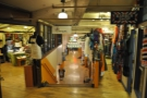 ... and several levels below that, where you'll find gift shops and the like.