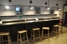 Another view of the bar.