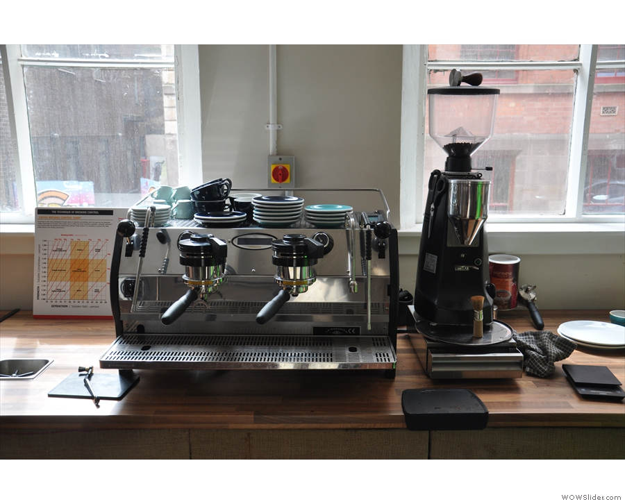 ... and for those who want something a bit more fancy, there's also a Strada.