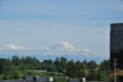 ... where I had one last look at the amazing Mount Rainier.