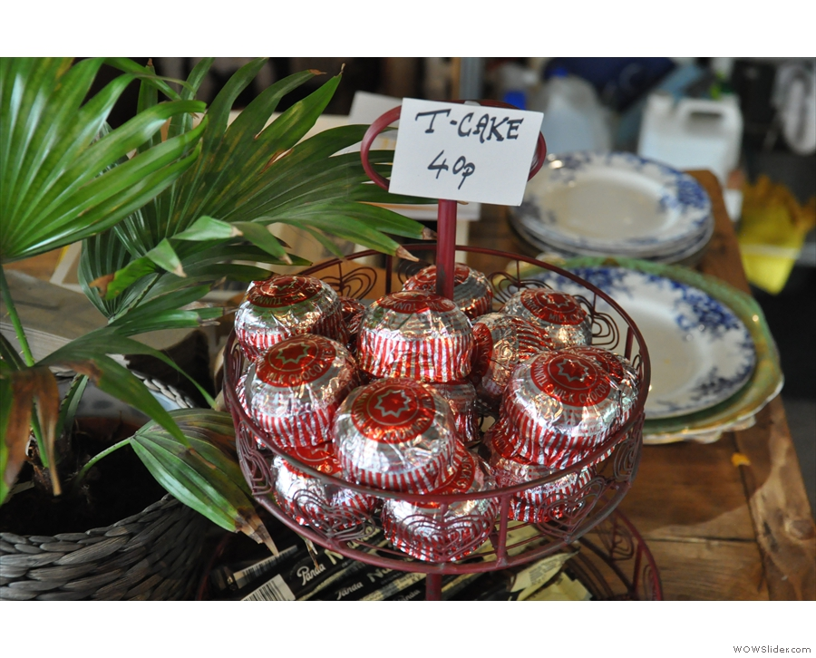 Tunnocks Tea Cakes!