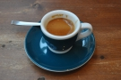 The espresso on its own.