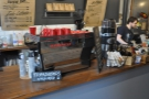 So, what to have? Something from the La Marzocco?