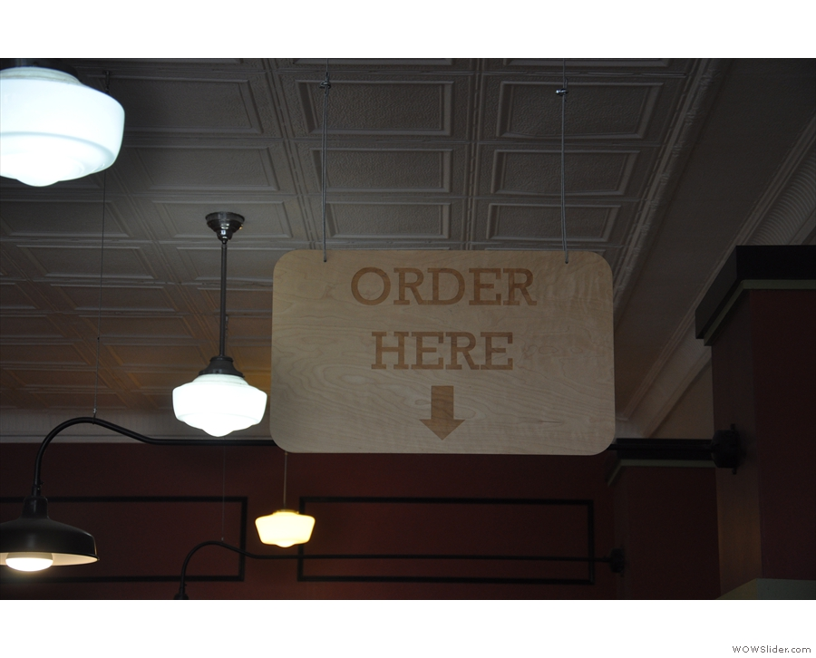 This sign to be precise.