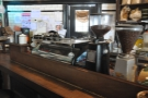 The business end of Sweetleaf: all the coffee is roasted in-house.