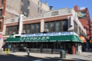 I wandered with a purpose though: I was headiing for the Landmark Diner on Grand Street...