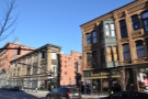 Then, I made my way back through downtown Providence, past these lovely buildings...