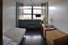 However, this year I moved down the street to the Berkeley Hostel. My room was basic...