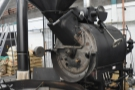 Betty is a 1955 cast-iron roaster, who joined Extract in 2009.
