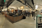 Last stop of the day (and of the trip), the newly-opened Boston Public Market...